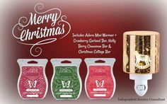 Scentsy Fall and Winter Bundle 2017. Christmas bundle. www.scentsational...