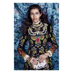 9e9e9c1719a56 Gucci Editorials Inside Vogue Magazine s August issue
