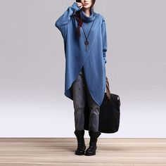 Casual Long Sleeved Knited Sweater Dress Knitwear  by deboy2000, $83.99