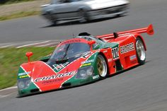 Mazda 767B My all time favorite Le Man race car.