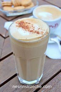 Hafif Mutfak: Ev Yapımı Latte Macchiato