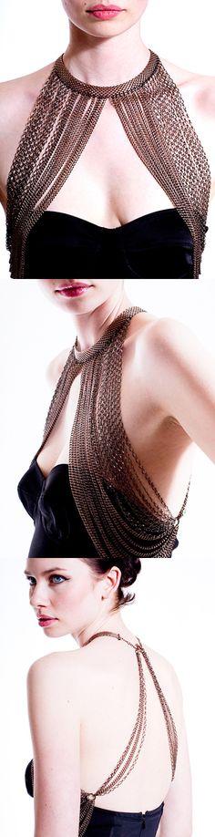 Armor Jewelry Aeon Body Chain.... WANT!!!!!!