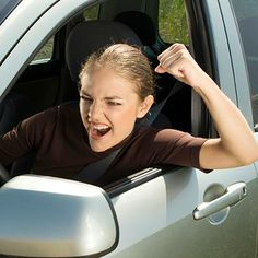 Road rage: Avoid becoming a victim with these helpful tips on aggressive driving. #aaa #travel #safety