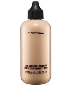 MAC Studio Face and Body Foundation 120 ML Color: N2 *** Additional details @