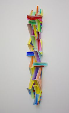 Have you met…Alex Paik? Sculpture Projects, Sculpture Art, Painting Collage, Paintings, Geometric Sculpture, Outdoor Wall Art, Trending Art, Arts And Crafts, Diy Crafts