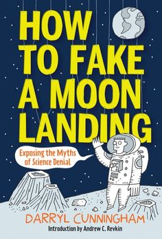 How to Fake a Moon Landing by Darryl Cunningham (in English). Borrowed it from the Copenhagen city library. Finished it 24th May.