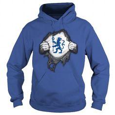 I Love THE BLUE T shirts