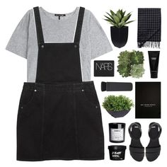 """you're bittersweet or something in between"" by acquiescence ❤ liked on Polyvore featuring rag & bone, Monki, ASOS, H&M, Burberry, Ethan Allen, NARS Cosmetics, Jayson Home, Witchery and natjulieta"