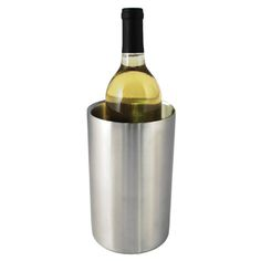 Palisade Stainless Steel Wine Chiller by True