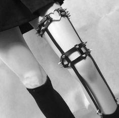 5b29466a1d Black Leather Strap Heartfelt Wrap Watch