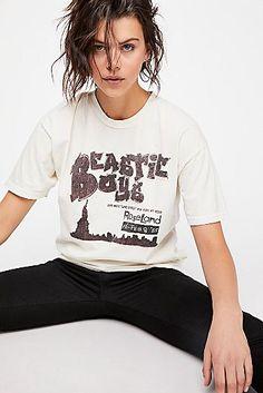 3ce5b58ad68 Beastie Boys Tee Concert Fashion