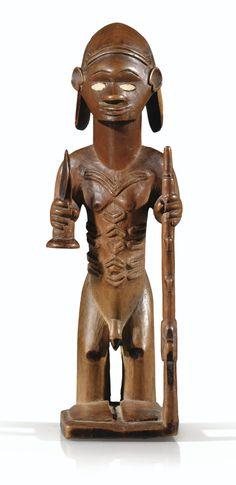 Statuette, Bembé, République du Congo | Lot | Sotheby's