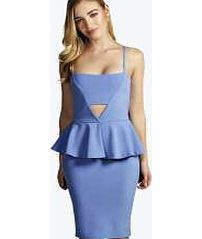 boohoo Strappy Peplum Midi Dress - cornflower azz10274 Look knock-out on nights out in figure-skimming bodycon fits, flowing maxi lengths and stunning sequin-embellished occasion dresses. This season make for satin sheen slip dresses in mink nudes, and ma http://www.comparestoreprices.co.uk/dresses/boohoo-strappy-peplum-midi-dress--cornflower-azz10274.asp