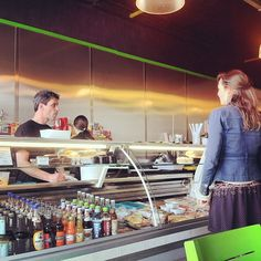 De Vegetarische Snackbar in Den Haag, Zuid-Holland