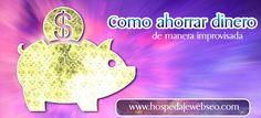 Una anecdota y un par de consejos para saber como ahorrar dinero de manera improvisada. http://www.hospedajewebseo.com/ahorrar-dinero-manera-improvisada/