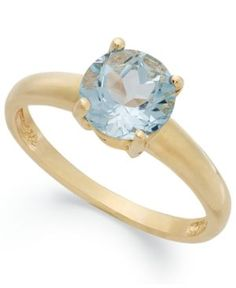Details about  /Birthstone Ring Sterling Silver or Yellow Gold Plated Silver Aquamarine /& Diamon