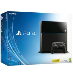 Games Network: PlayStation 4 Console 500 GB + LittleBigPlanet 3 a...