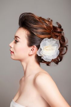 18+ Wedding Hair-styles Options For The Big Day.