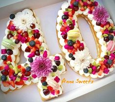 Creamy Cookie cake  by Anna
