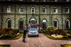 Piped away from the home of the clan Campbell and the Duke of Argylls residence, Inveraray Castle