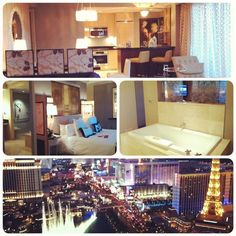 cosmopolitan wraparound suite  las vegas 2012 the ONLY place to stay in Vegas ;)