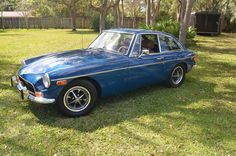 '72 MG MGB Coupe GT | eBay