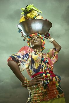 Colorful Traditional Clothing in Africa Africa Fashion, African Print Fashion, African Beauty, African Women, African Art, African Culture, African History, Black Women Art, Beautiful Black Women