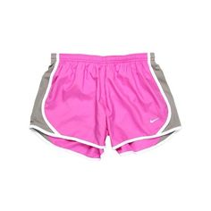 Nike Kids Tempo Short (Little Kids/Big Kids) ❤ liked on Polyvore featuring sport shorts