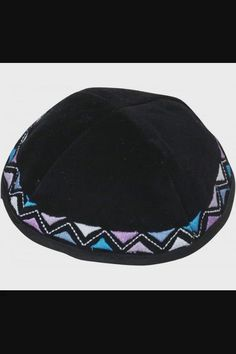 Shop Yarmulke Judaica Yamakah Yarmulka Jerudalem - Black Colorful now save up 50% off, free shipping worldwide and free gift, Support wholesale quotation! Stubble Beard, Peaked Cap, Slouchy Beanie, Elastic Headbands, Beanies, Hair Band, Quotation, Free Gifts, Wool Blend