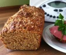 Rezept Low carb Brot von Salathexe - Rezept der Kategorie Brot