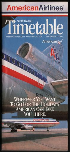 AMERICAN AIRLINES TIMETABLES EPUB DOWNLOAD