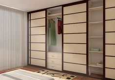 Shoji Japanese Sliding Doors Oriental Sliding Closet Door to use thru out the house (closets, glass sliding doors, etc)