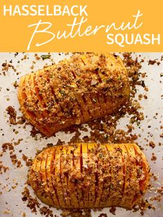 Have fun and make this Hasselback Butternut Squash recipe to switch it up this Fall! http://www.joyofkosher.com/recipes/hasselback-butternut-squash/