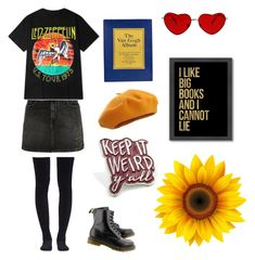 """""""i like big books.."""" by anvini on Polyvore featuring art"""