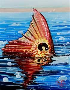 redfish tail - - Yahoo Image Search Results