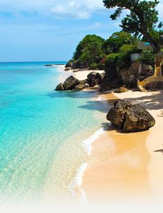 Barbados, looks beautiful, pity we can't go in the summer holidays but its their rainy season so a no go. One day though in our Winter :)