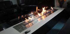 Bruleur bio ethanol automatique télécommandé BX150 http://www.a-fireplace.com/fr/bruleur-bioethanol/