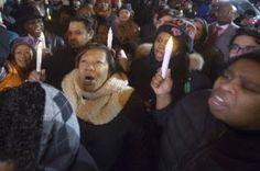 Prayer Vigil Held for Slain Brooklyn New York Police Officers http://www.everydaydevotional.com/2014/12/prayer-vigil-held-for-slain-brooklyn.html