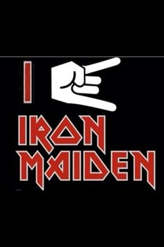 i love iron maiden airon maiden pinterest iron metals and rh pinterest com Punk Band Logos hair metal band logos