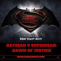 B2W Script Edits