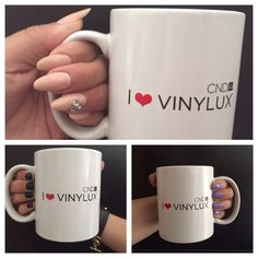 """#OverheardAtCNDOffices: """"I can't start my day without polished nails and my morning coffee."""" #NationalCoffeeDay!"""