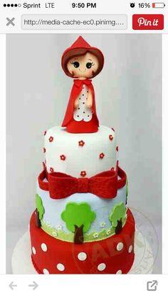 Lucianna's bday cake
