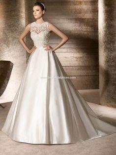 "San+Patrick+""In+Stock""+Wedding+Dress+-+Style+Rene"