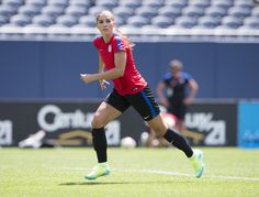 Gallery: U.S. WNT Trains at Soldier Field - U.S. Soccer