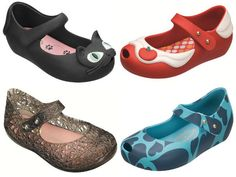 New season Mini Melissa shoes for girls and boys
