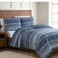 Estate Reversible Quilt Set