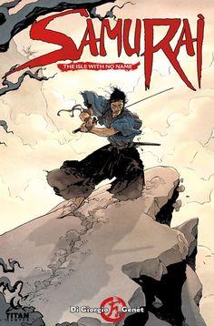 #Samurai #2 #TitanComics @titancomics @ComicsTitan Release Date: 4/13/2016