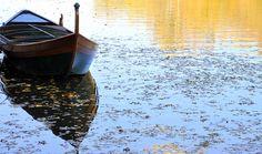 Boat reflection | Flickr - Photo Sharing!
