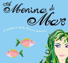 """Sophia de Mello Breyner Andresen - """"A Menina do Mar"""" (1958)"""