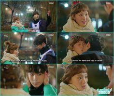 bok joo ask joon hyung out at the first snow and told him that she isn't confirm of her feelings and kissed him - Weightlifting Fairy Kim Bok Joo: Episode 12 Weightlifting Fairy Kim Bok Joo Funny, Weightlifting Kim Bok Joo, Jong Hyuk, Joon Hyung, Two Worlds, Kim Book, Good Morning Call, Korean Actors, Korean Dramas